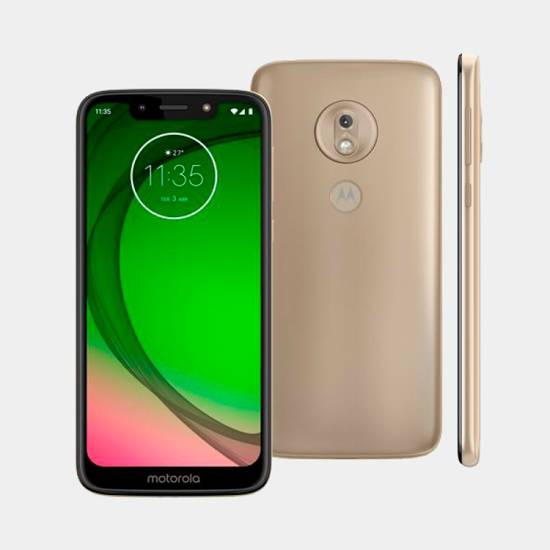 Smartphone Motorola Moto G7 Play Ouro XT1952 32GB